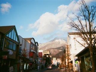 日本九州:上山沒下海